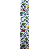B. Miniblümchen blau/bunt 25 mm