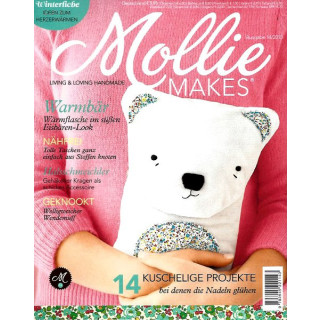 Mollie Makes Nr.14; Kuschelige Projekte