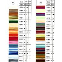Anchor Freccia Multicolour Stärke 12 / 50g / 285m