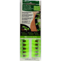 Wonder Clips 10 Stck. Neon Green SB-Packg.