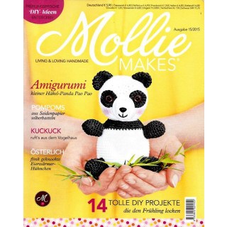 Mollie Makes Nr.15; Tolle DIY Projekte
