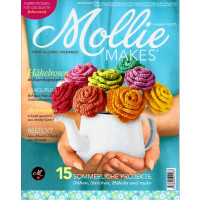 Mollie Makes Nr.16; 15 sommerliche Projekte