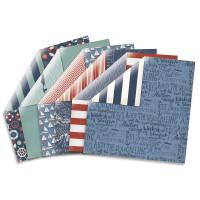 Scrapbooking Papier- Maritime
