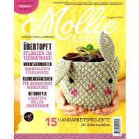 Mollie Makes Nr.17; 15 Handarbeitsprojekte