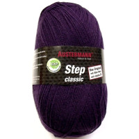 Step classic Sockenwolle 100g