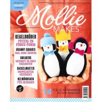 Mollie Makes Nr.20; 14 tolle Vorhaben f. Kreative