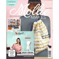 Mollie Makes Nr.25; Herbst Projekte/Nähschule CD