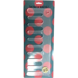 Pick & Pom, das Pompom Werkzeug
