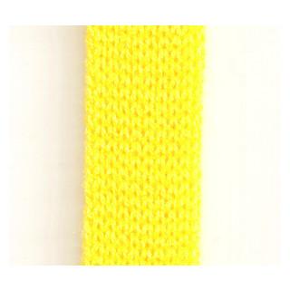 Strickschlauch 2,2 cm gelb uni