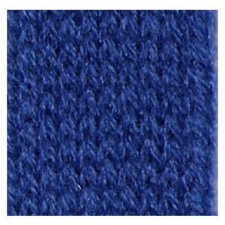 Strickschlauch 2,2 cm dkl.blau