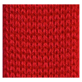 Strickschlauch 3,0 cm rot