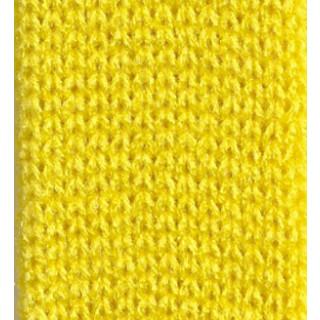 Strickschlauch 3,0 cm gelb