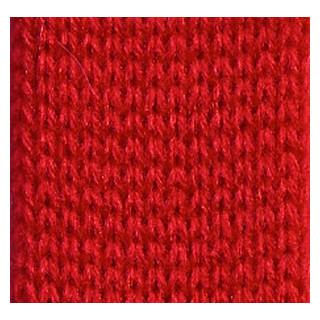 Strickschlauch 2,2 cm rot