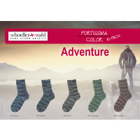 Fortissima Color Adventure 6 fach/150g/410m