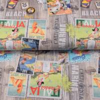 Baumwolldruck Digital Spanien