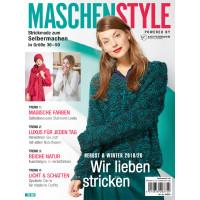 Maschen STYLE  Herbst/Winter 2019/20 Stricken...