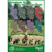 Opal Schafpate XI 4-fach 100g