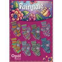 Fairytale Pullover- und Sockenwolle 4f.