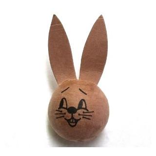 Figurenkopf Hase mit Ohren ca. 3,5x3,5 cm