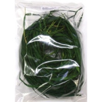 Naturbast Bündel 25 g moosgrün