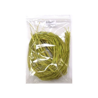 Naturbast Bündel 25 g hellgrün