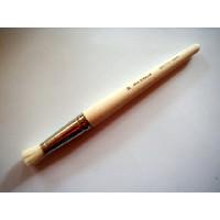Schablonierpinsel Nr. 10  da Vinci