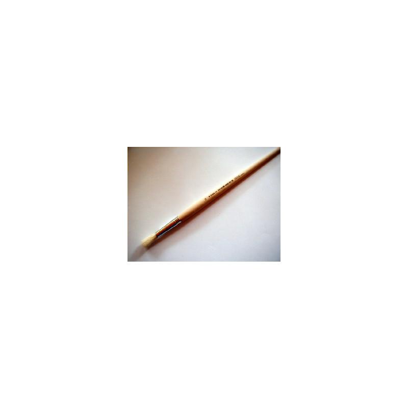 Acryl-u.Ölmalpinsel rund Nr. 16 lineo