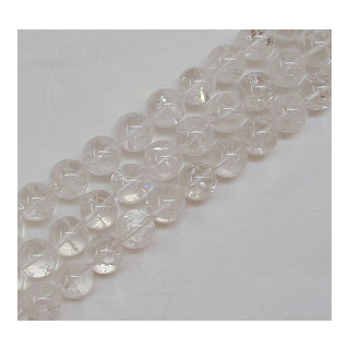 Bergkristall  Brasilien 14 mm Stück