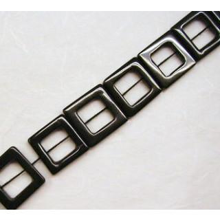 Onyx Rahmen 25 mm Stück