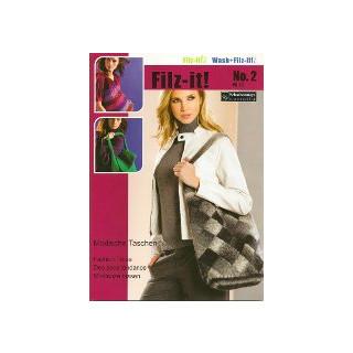 Filz-it Nr. 2 Modische Taschen