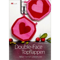 Double-Face Topflappen - Neue Formen und Muster