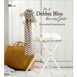 Mit Debbie Bliss durchs Jahr, Stricken