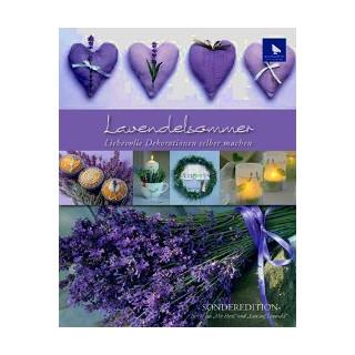 Lavendelsommer, Liebevolle Deko selber machen
