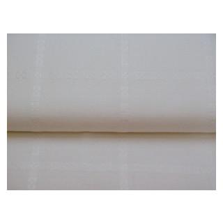 Perlleinen Sambuca 170cm breit  fb. 101 natur/weiss,