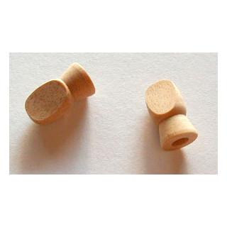 Holz-Haende 25mm