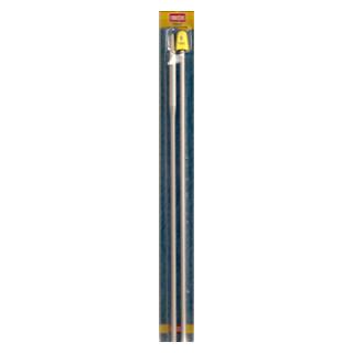 Stricknadel Nr. 6 ALU 35cm lang PG T
