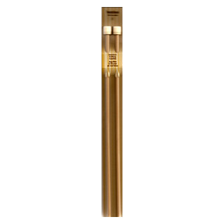 Stricknadel Nr. 5 Bambus 33cm lang PG T
