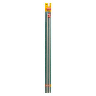 Stricknadel Nr. 2,5 ALU 30cm lang PG K