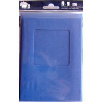 Heyda Kartenset Passepartout 5 Stck. blau, Fenster