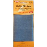 Kleiber Jeans-Flicken 100% Cotton 17x15cm hellblau