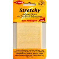 Kleiber Stretchy-Buegel- Flick  100% Polyester 40x6cm creme