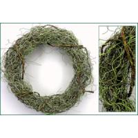 Wurzel-Kranz grün-braun ø30cm