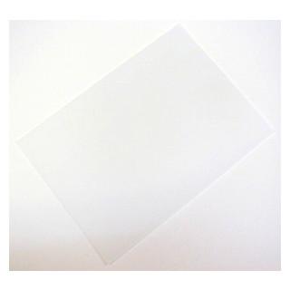 Laternenfolien weiss/opal 11,5 x 16 cm