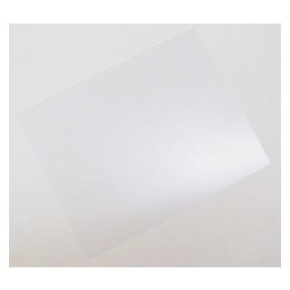 Laternenfolien weiss/opal 9 x 11,5 cm