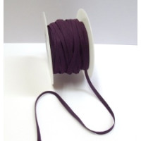 Kunstlederband Velour Meterw. 5mm  fb. 98 violett