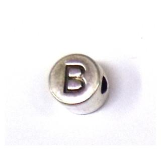 "Metall-Perle ""B"""