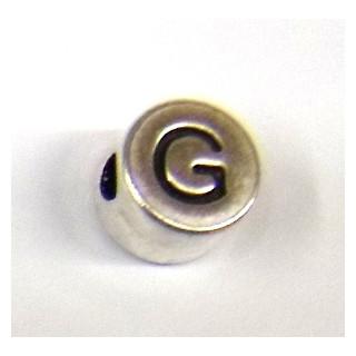 "Metall-Perle ""G"""