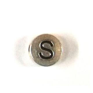 """Metall-Perle """"S"""""""