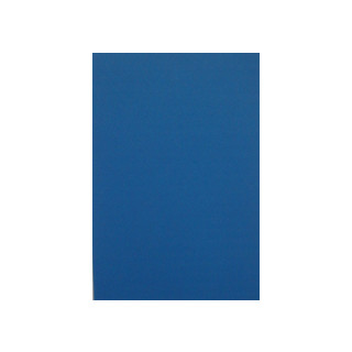 Moosgummi 2mm 20x30 blau