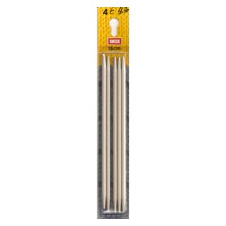 Nadelspiel Nr. 4 Metall 15cm lang / PG P